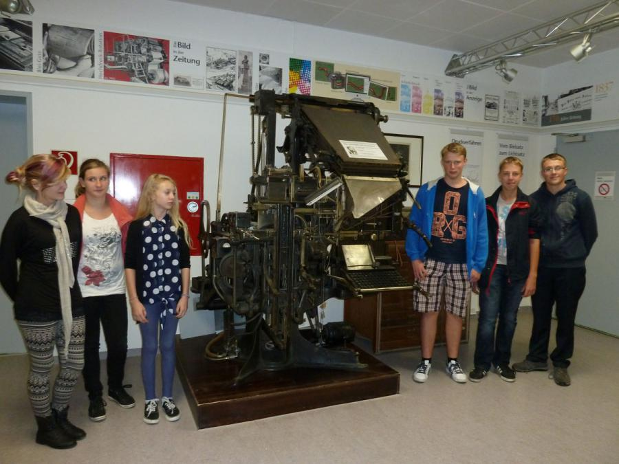 Ausstellung zur Geschichte des Verlages