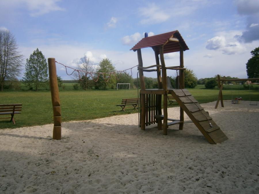 Spielplatz Gräfendorf 1