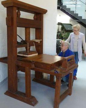 Gutenberg-Presse