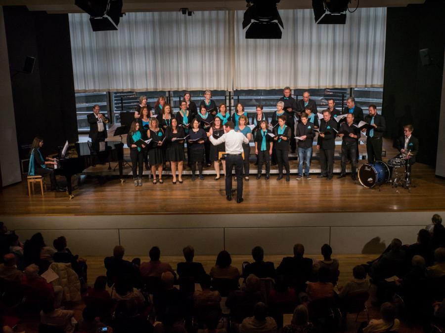 Kreissingen Bühne