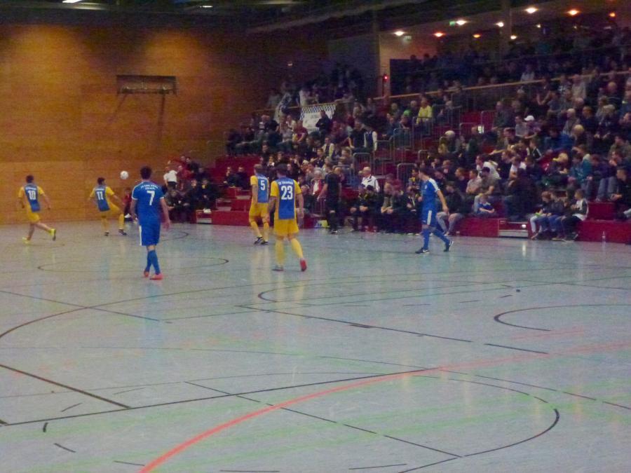 Finale SV 1879 Ehrenhain gegen FC Carl Zeiss Jena II