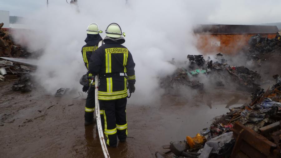 Freiwillige Feuerwehr Merkers