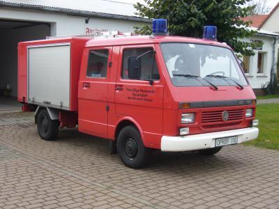 Fahrzeug FF Sieversdorf
