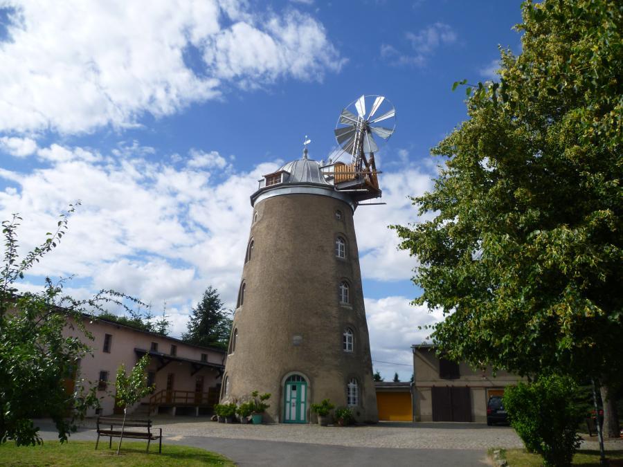 Mühle Pahrenz 2014