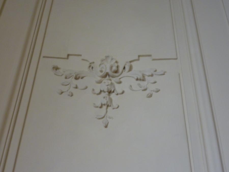 Restauratorische Sanierung an Wand- und Deckenflächen