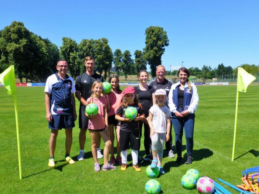 Tag des Mädchenfußball in Grevesmühlen