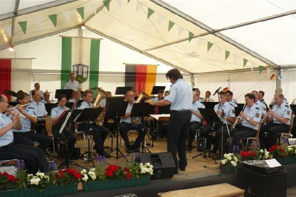 Foto: Konzert des Bundespolizeiorchesters Hannover