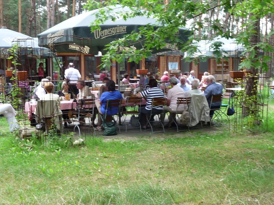Vereinsausflug Rheinsberg 2012