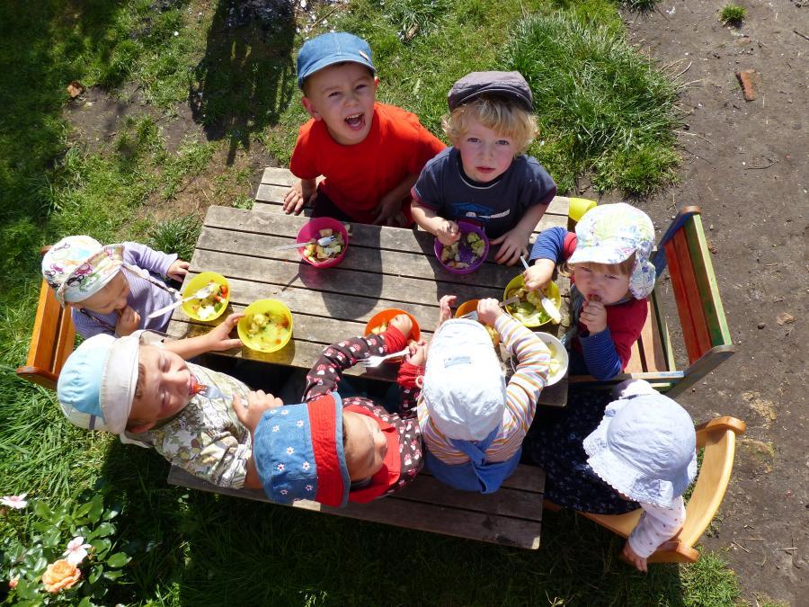 Ganztagsbetreuung und Vorschule Foto: J. Gössling