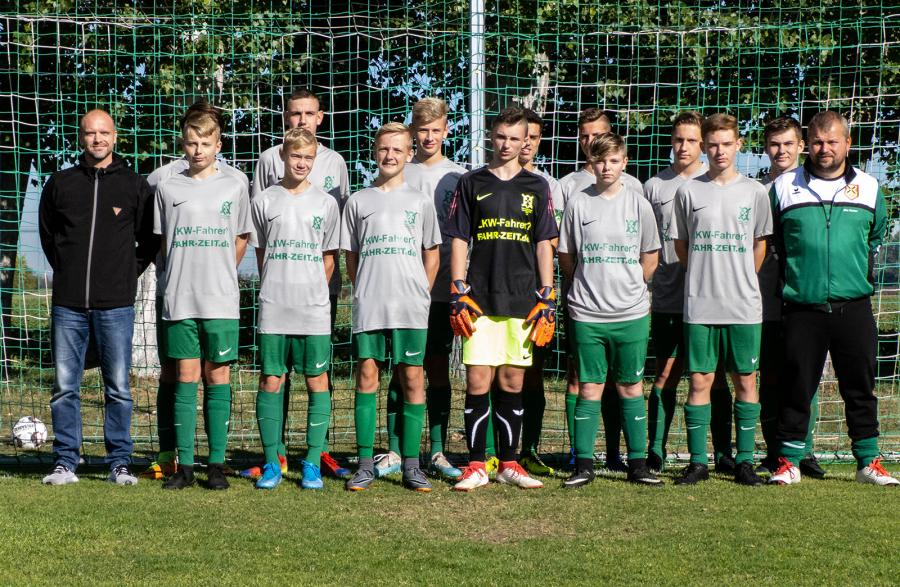B-Junioren Saison 2019/20