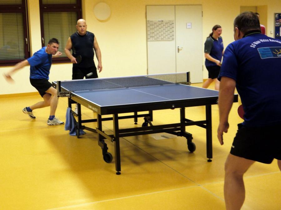 Tischtennis 3