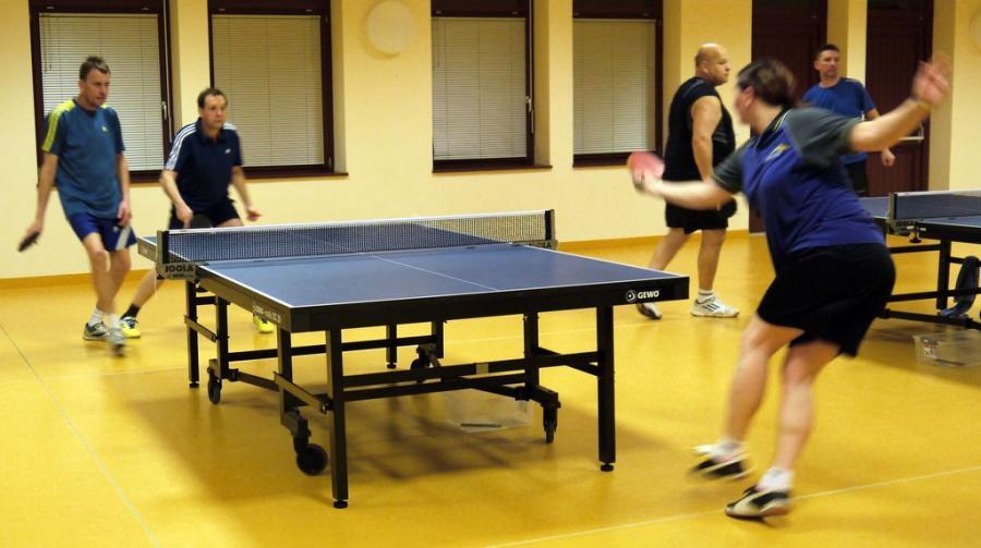 Tischtennis 4