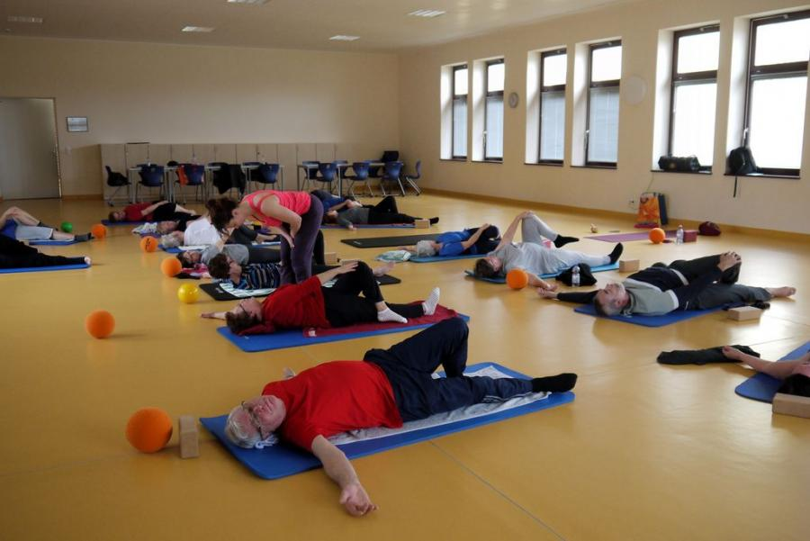 Yoga-Kurs 1