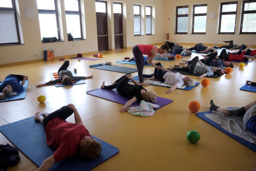 Yoga-Kurs 2
