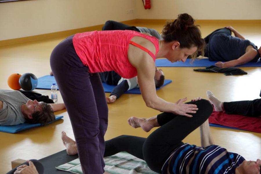 Yoga-Kurs 3