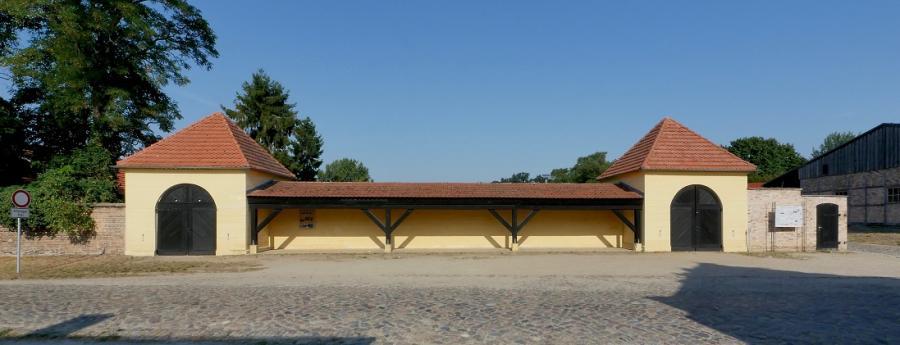 Mehlwaage + spritzenhaus