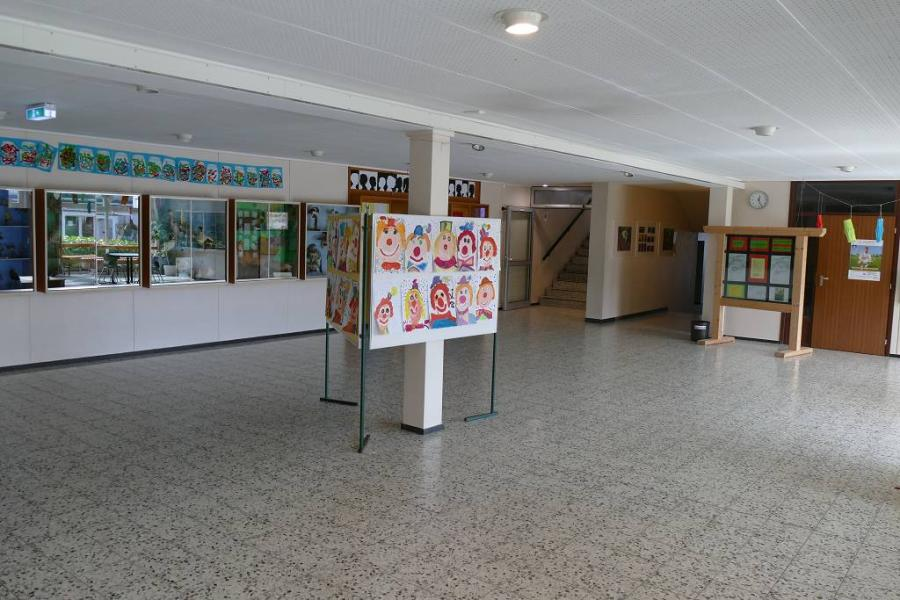 Pausenhalle