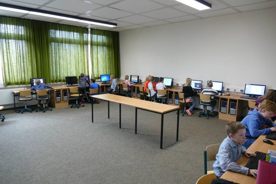 Der PC-Raum
