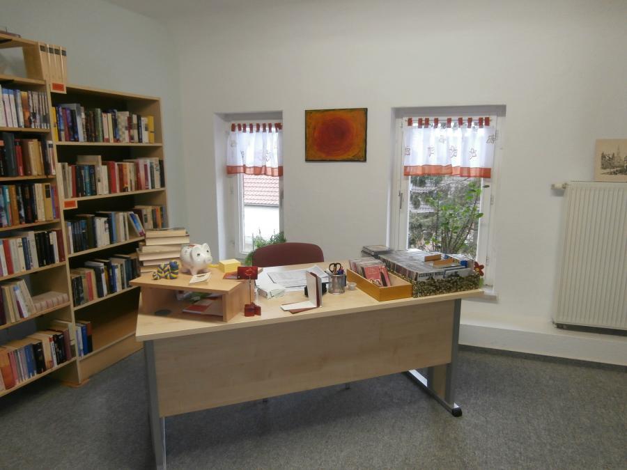 Loissiner Bücherstube