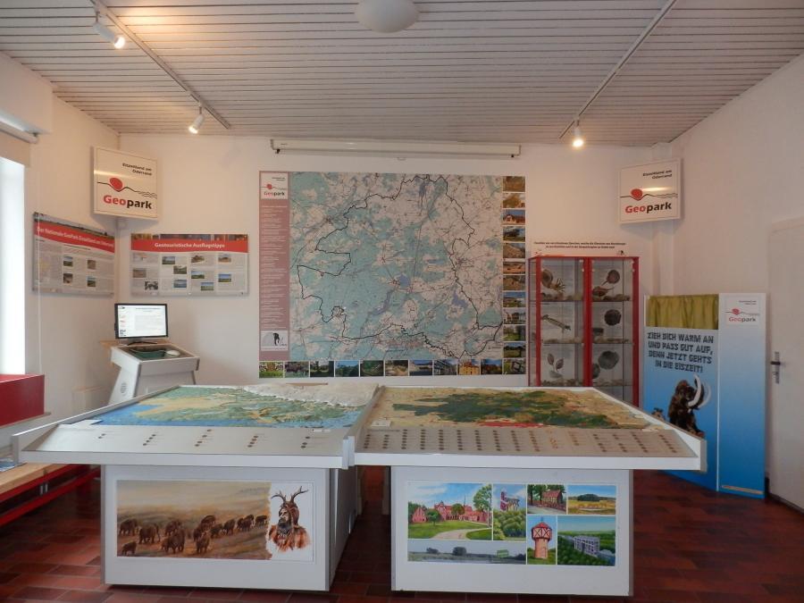 Ausstellung GeoPark
