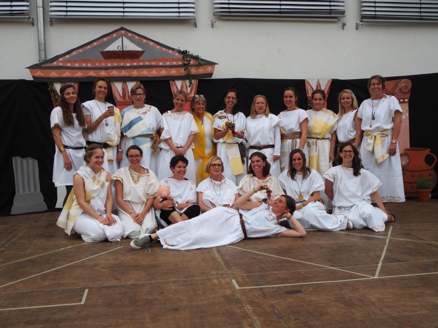 201906 Lehrer Römerfest