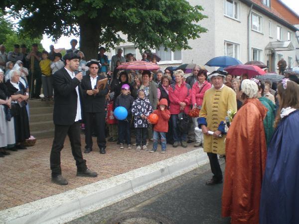 Foto: Mariendorf feiert sein 325-jähriges Ortsjubiläum