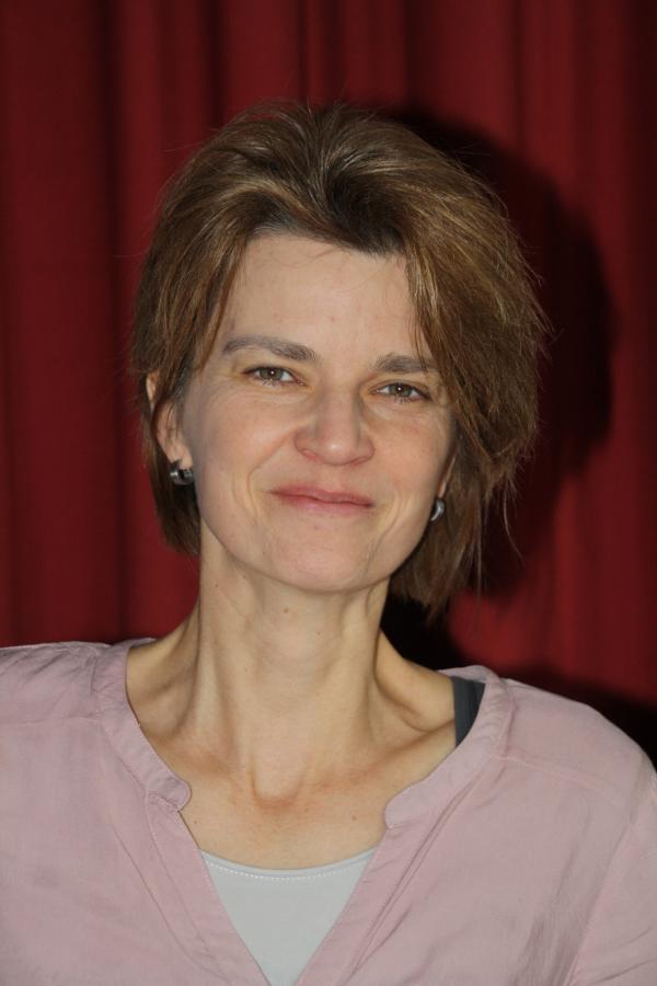 Pädagogische Mitarbeiterin - Frau Meyer