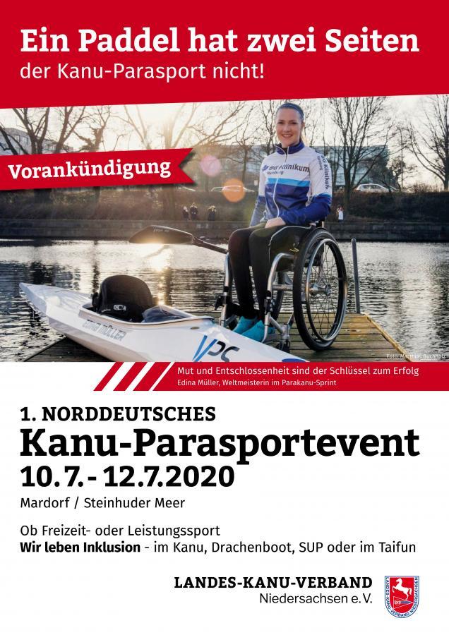Parasport Event 2020