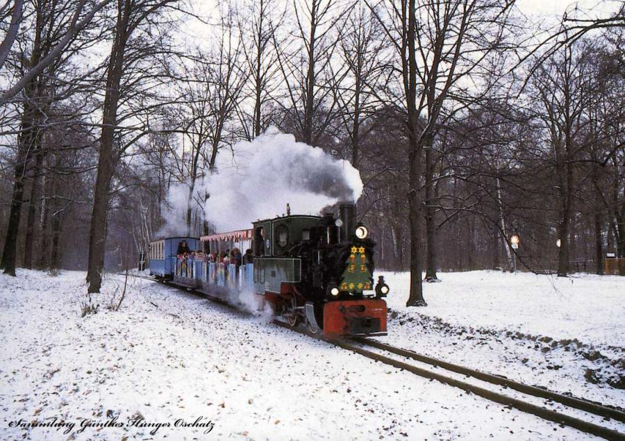 Park-Eisenbahn Chemnitz