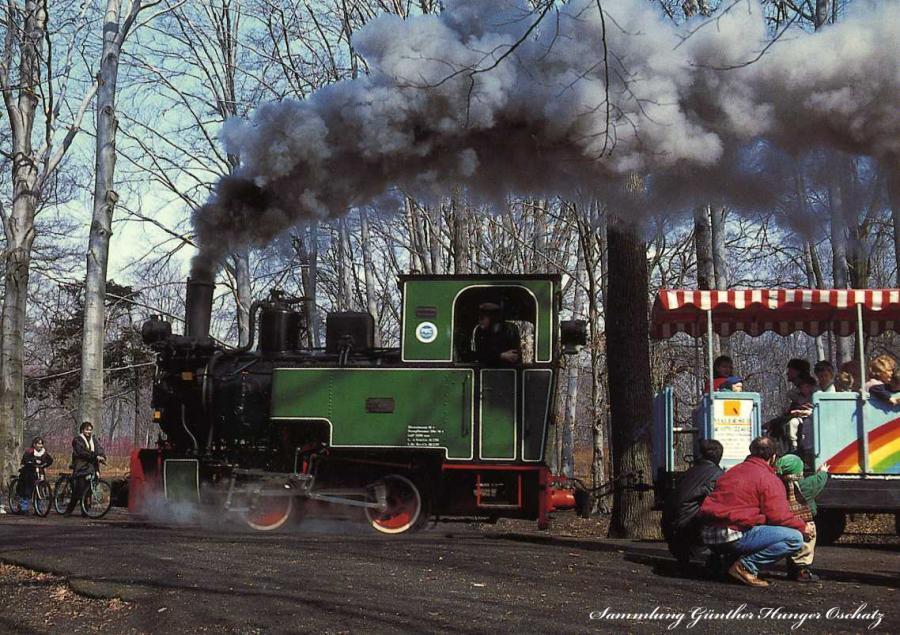 Park-Eisenbahn Chemnitz PEC 600 mm