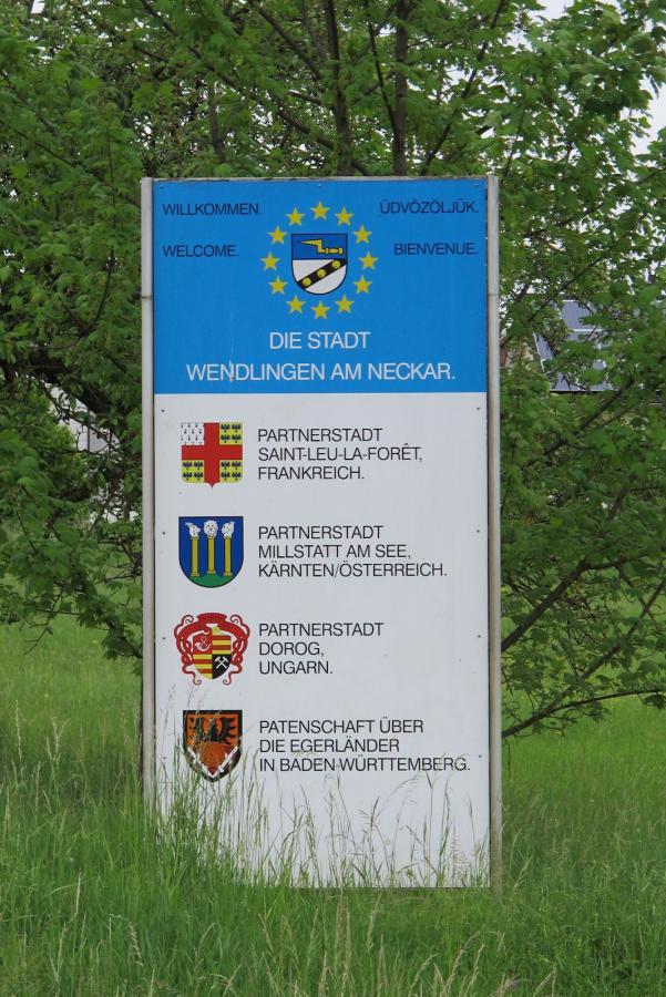 Die Partnerschaften von Wendlingen am Neckar
