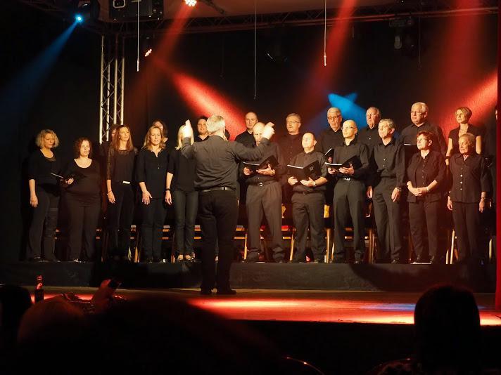 Gemischter Chor - Cinesound 2014