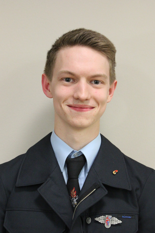 Peter Pantring - Jugendwart Jugendfeuerwehr Ortenberg