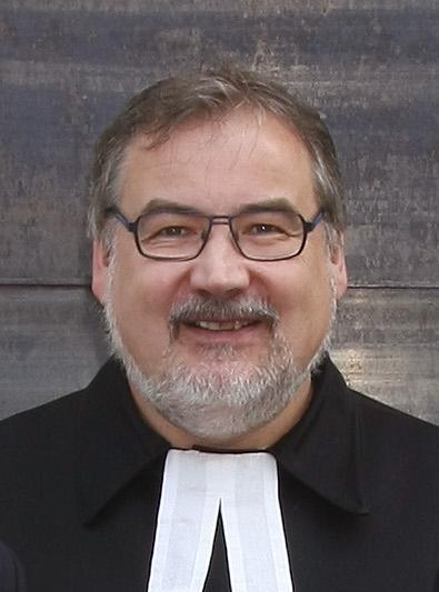 Pfarrer Andreas Fink