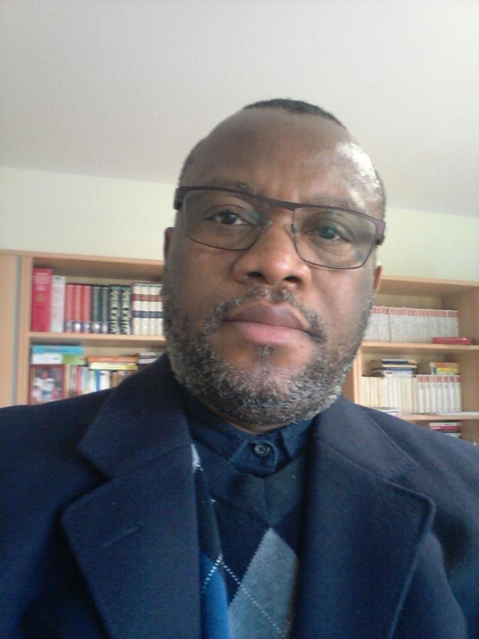 Pfarrer Dr. Umeh