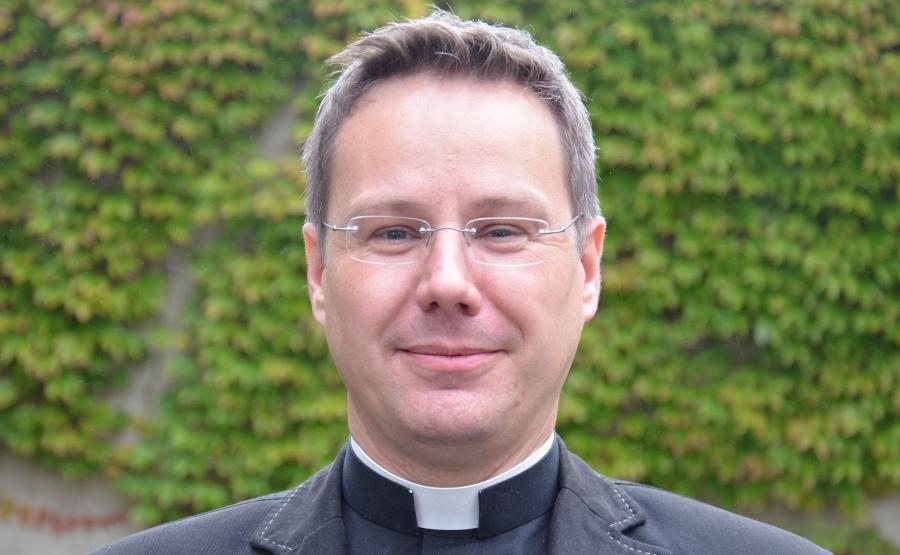 Pfarrer Christoph Zimmermann