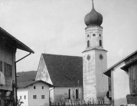 Alte Kirche Miltach 1