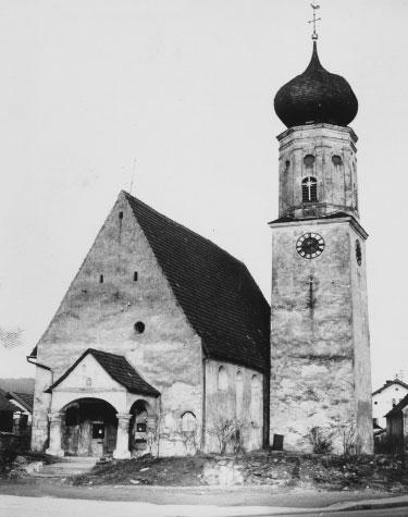 Alte Kirche Miltach 2