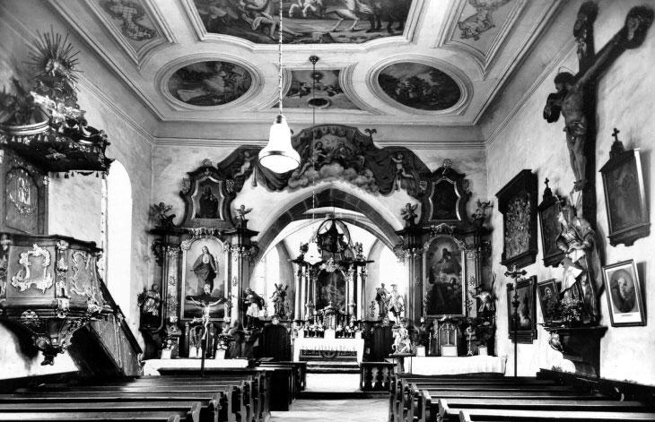 Alte Kirche Miltach 4