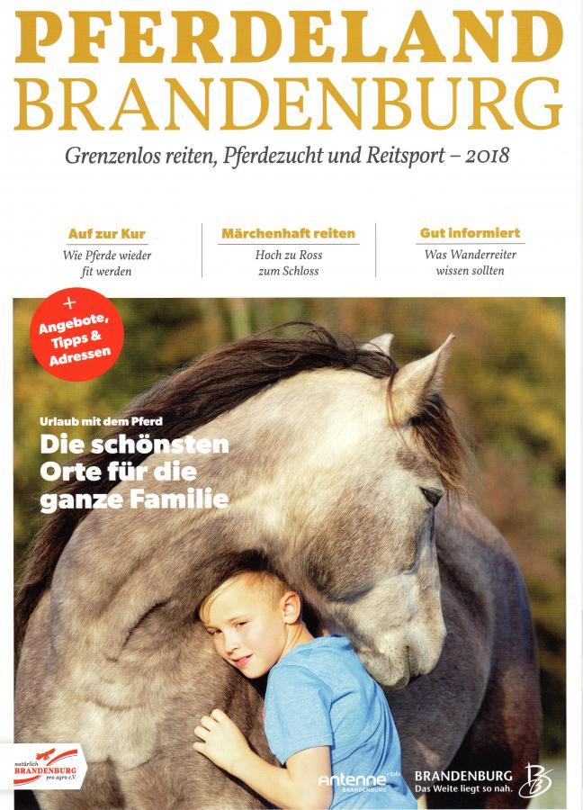 Pferdeland Brandenburg 2018