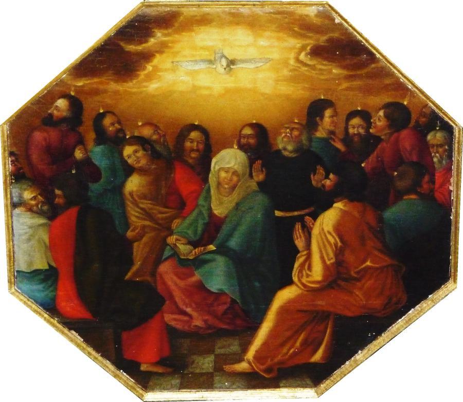 Das Pfingstwunder - Acta 2,1ff