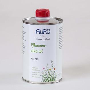 Auro Pflanzenalkohol 219