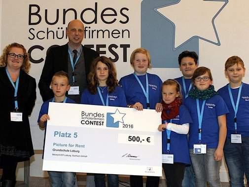 Auszeichnung Picture for Rent