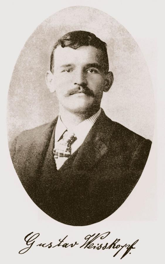 weißkopf portrait