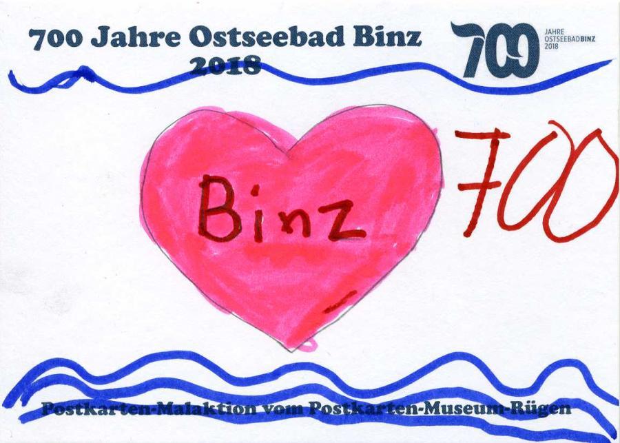 Pia - 7 Jahre - Binz