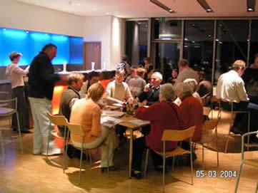 Besichtigung, SHZ-Verlag 05.03.2004 Büdelsdorf - Rendsburg