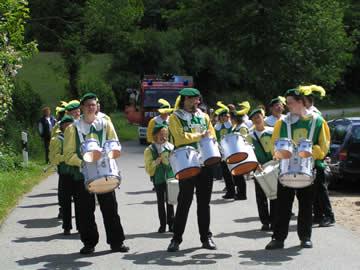 Sommerfest und 100 Jahrfeier 12.06.2004 Niehuus