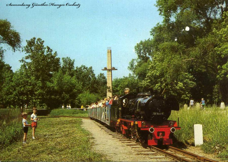 Pioniereisenbahn Leipzig