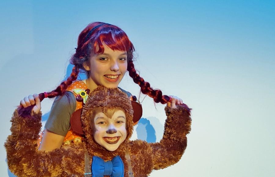 Pippi und Herr Nilsson