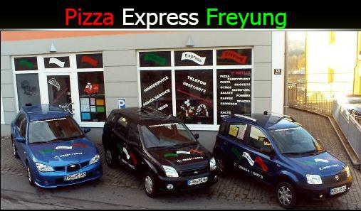 Pizza Express Freyung